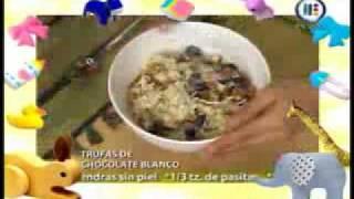 tRUFAS DE cHOCOLATE - COCINA DE YOLO.wmv
