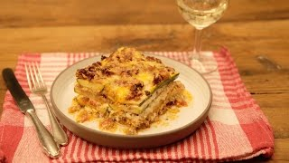 Low-Carb Zucchini-Lasagne #chefkoch #lowcarb