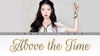 IU (아이유) -  Above the Time (시간의 바깥) Lyrics Terjemahan  [Han/Rom/Subindo]