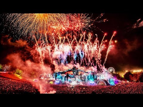 Dimitri Vegas & Like Mike - MAMMOTH LIVE TOMORROWLAND 2018