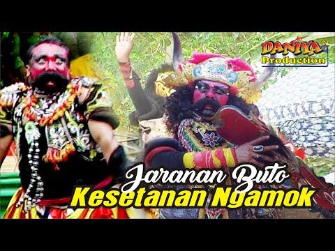JARANAN BUTO SEKAR DHIYU KESETANAN By Daniya Shooting  production Silirtagung