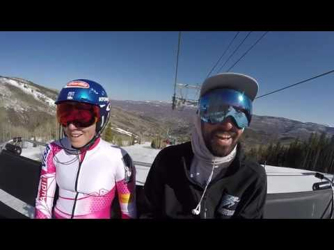 On the Hill for April 14: Riding the chairlift with Mikaela Shiffrin