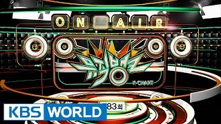 [Music Bank K-Chart] 4th Week of April (2015.04.24)