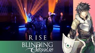 BLINDING SUNRISE - RISE (MADKID/マッドキッド Cover)
