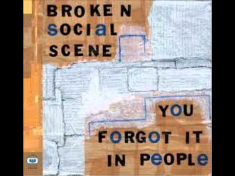 Клип Broken Social Scene - Anthems for a Seventeen Year Old Girl