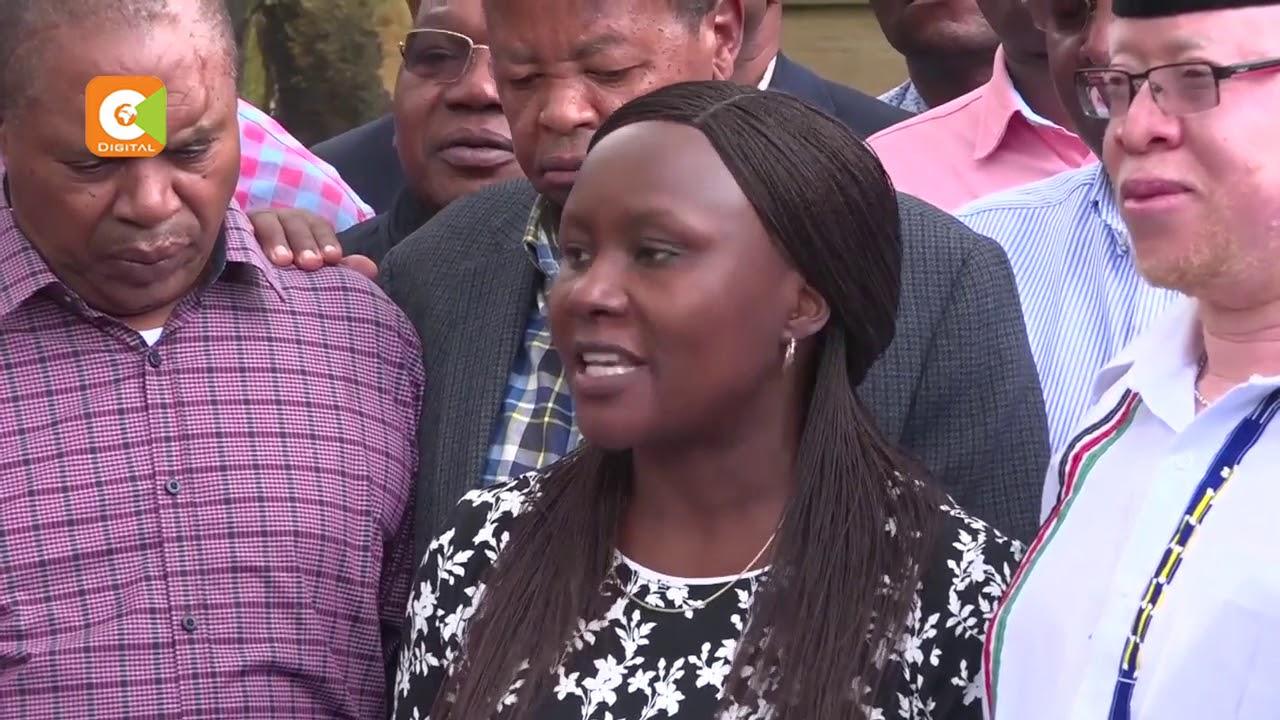 Mt. Kenya leaders give Uhuru ultimatums