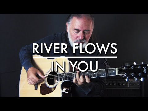 Yiruma – River Flows in You –  fingerstyle guitar cover