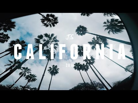 CALIFORNIA VLOG // First Time In America