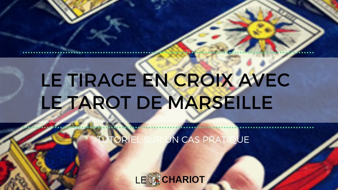 tirage en croix avec le tarot de marseille youtube. Black Bedroom Furniture Sets. Home Design Ideas