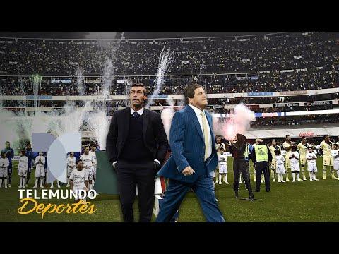 América vs. Cruz Azul: Gran color en el Azteca, pero a la Final sólo le faltó el gol   Telemundo