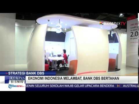 Ekonomi Indonesia Melambat, Bank DBS Bertahan