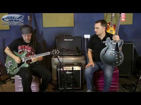 Gibson Chris Cornell ES335 Signature Guitar Review