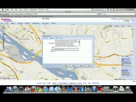 Zee Maps Tutorial Zee Maps on