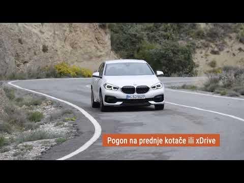 Nova BMW serija 1 - prvi dojmovi