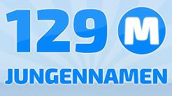 129 beliebte und schöne Jungennamen mit [M]   ❤ ❤ ❤