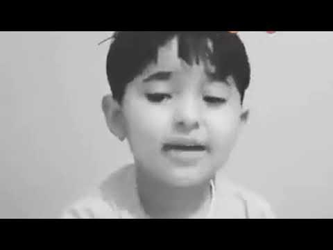 Lok Hain Na |Best Shayari By Little Child|