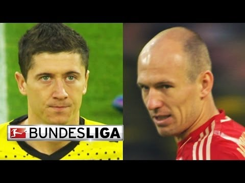 Borussia Dortmund vs. Bayern Munich - Full Game 2012 (First Half)