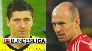 Borussia Dortmund vs. Bayern Munich - Full Game 2012 (First Half)