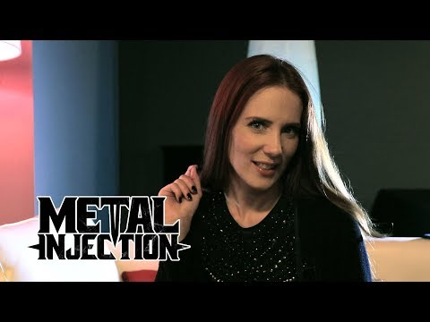 11 Questions With Simone Simons Of EPICA | Metal Injection