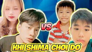 [ Free Fire ] - Shima Chơi Bẩn Khiến Bé Lâm Táo Thần Đồng Cay Cú !