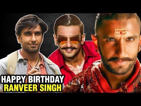 Ranveer Singh CRAZY Throwback Videos   Happy Birthday Ranveer Singh Mp3