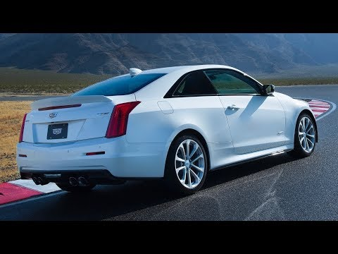 2018 Cadillac ATS-V Review