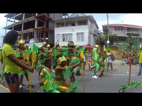 Guyana Mashramani Gone Crazy
