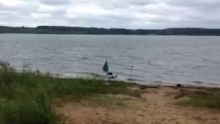 видео Можайское водохранилище: отдых с палатками. Отзывы туристов