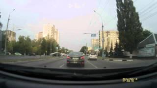 Брянск.Авария на Московском проспекте