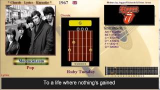 The Rolling Stones - Ruby Tuesday #0372