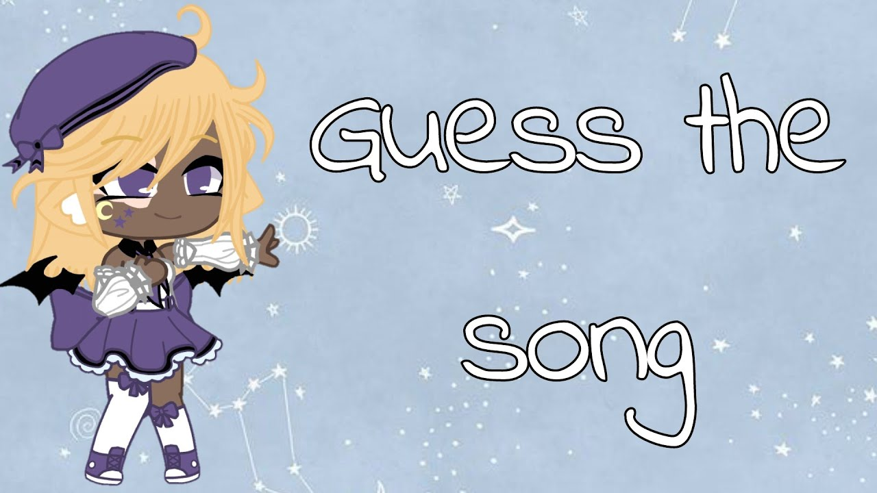 Download Guess the song ° gacha edition