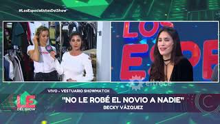 Flor Marcasoli y Vecky Vázquez se enfrentaron por Fede Bal