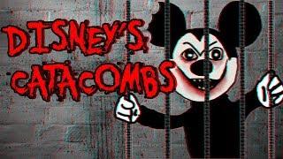 """Disney's Catacombs"" / Scary Disneyland Story"