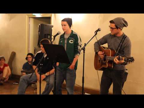 """Angel"" - Shaggy cover. Franciscan University"