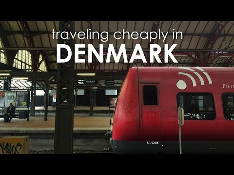 Traveling Cheaply in Denmark