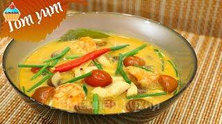 как готовить тайский суп Том Ям? Тайская кухня в русских домашних условиях