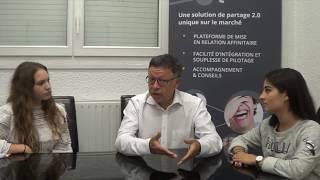 Interview «Neolink» – Rendez-vous de l'histoire 2017
