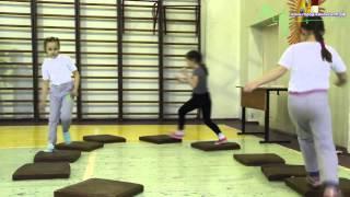 «Учитель года 2015»: Открытый урок физкультуры в Кингисеппе