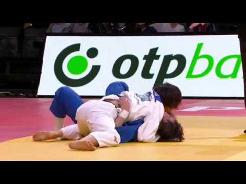 Kondo (JPN) @ 2019 Paris Grand Slam