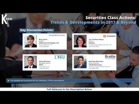 Securities Class Action