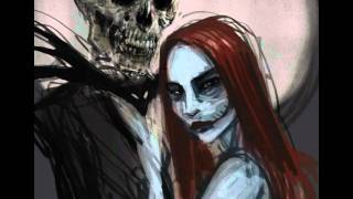 The Embrace-Tribute to Jack and Sally