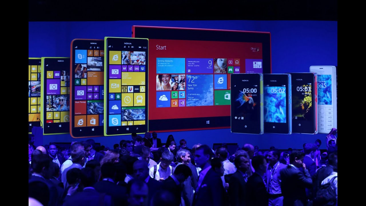 Leading edge Nokia phablets for both entertainment and