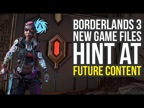Borderlands 3 DLC LEAKS Reveal Potential Future Content & More! (BL3 DLC) thumbnail