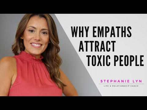 Why Empaths Attract Toxic People   How to Protect Yourself   FREE COACHING GIVEAWAY