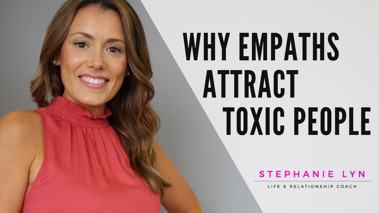 Why Empaths Attract Toxic People | How to Protect Yourself | FREE COACHING GIVEAWAY