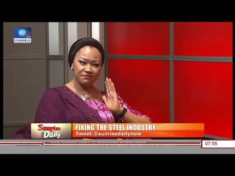 Lawyer Urges FG To Re-Engage Russian Company In Ajaokuta Rehabilitation Pt.1
