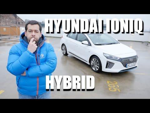 Hyundai IONIQ Hybrid PL test i jazda prbna