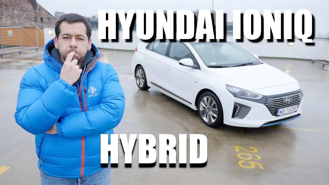 Hyundai IONIQ Hybrid (PL) – test i jazda próbna