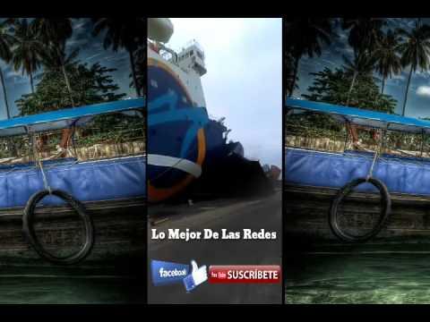 Boat accident in Dominican Republic
