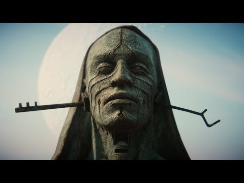 Book of the Dead - Unity Interactive Demo - Realtime Teaser